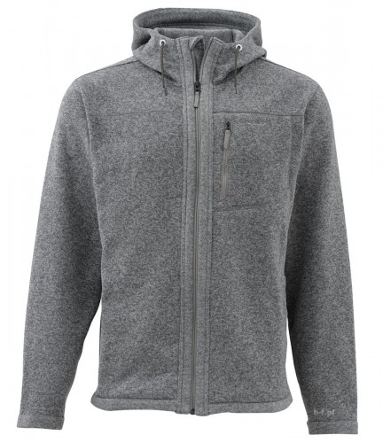 Rivershed Full Zip Hoody, kolor: 205 - Smoke
