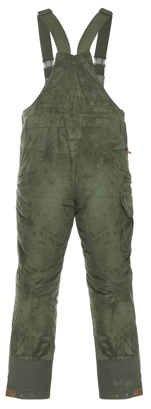 29bb1b3e2328e1 ... spodnie łowieckie Graff, model: 754 O-B-1, kolor: oliwka ...