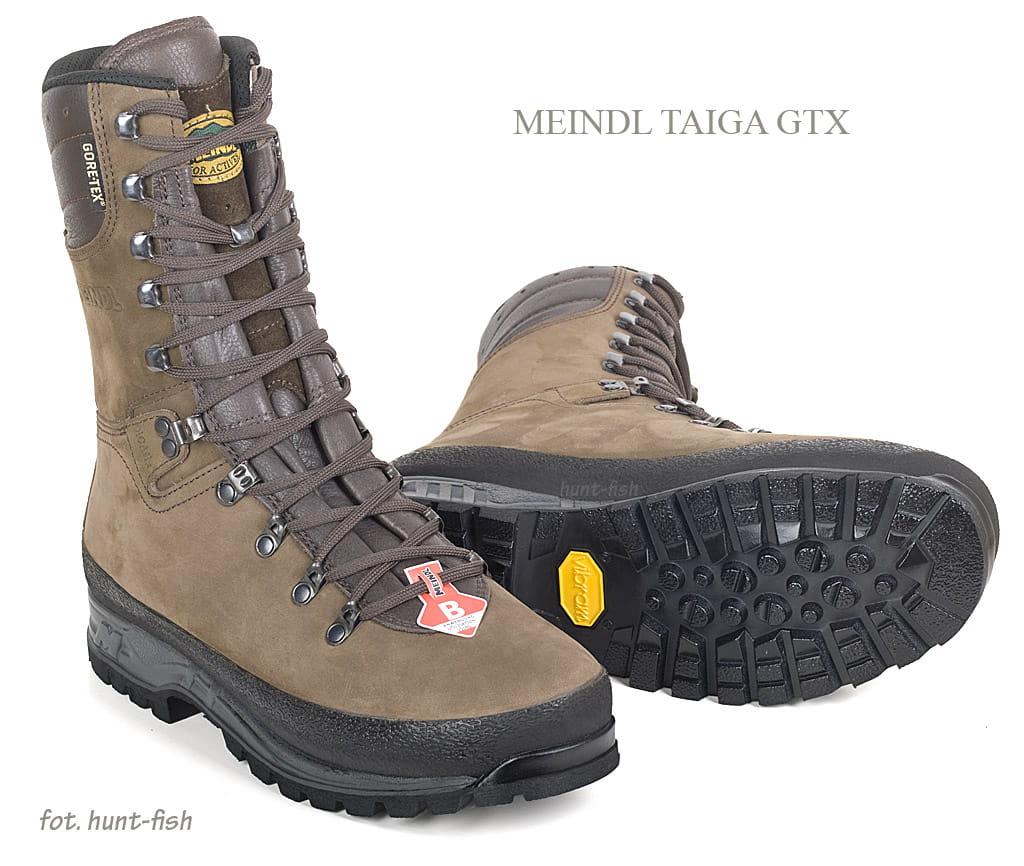 Buty Trekkingowe Meskie Meindl Taiga Gtx Meindl Buty